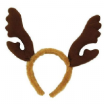 REINDEER RUDOLF ANTLERS FANCY DRESS COSTUME